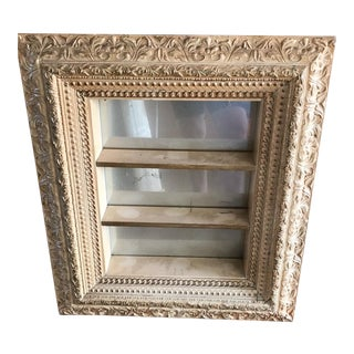 1890 Shadow Box Frame For Sale