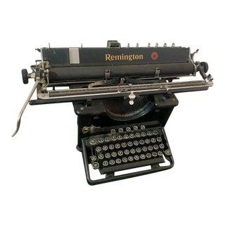 Antique Remington Manual Typewriter For Sale