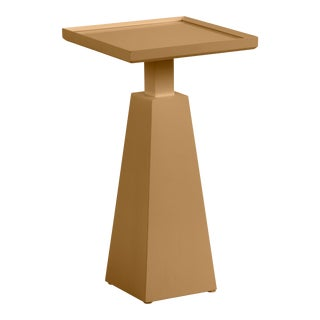 Casa Cosima Hayes Spot Table, Mystic Gold For Sale