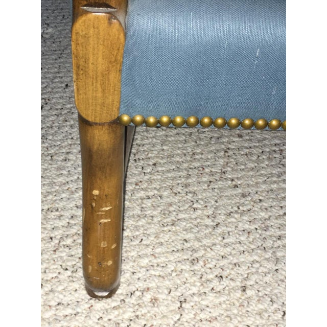 Mutton Bone Lounge Chair and Ottoman - Image 7 of 9