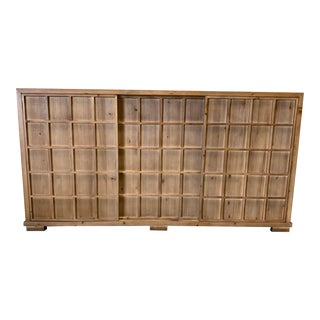 The Remy Sliding Door Sideboard For Sale
