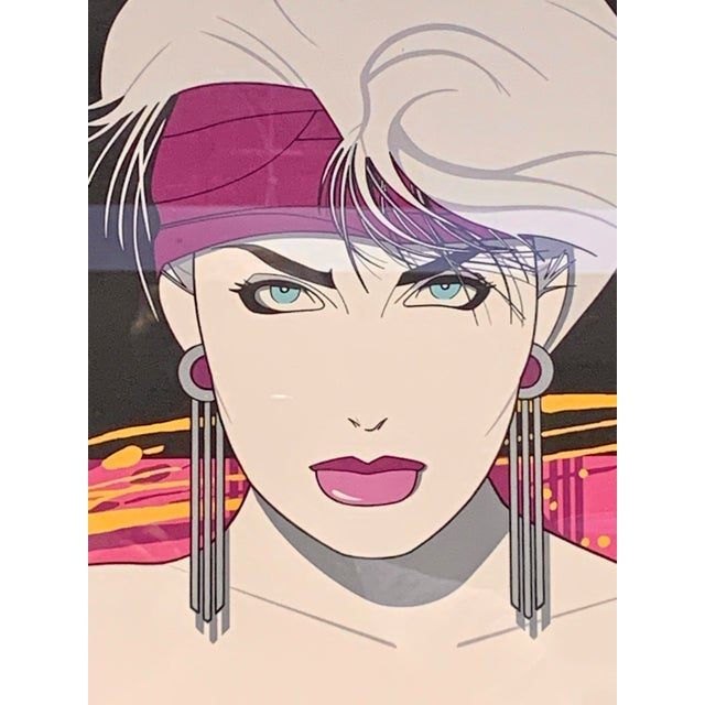 Luis Preciado Signed and Numbered Limited Edition Serigraph, done for Picture Show Gallery in Seal Beach, CA Mexican-...