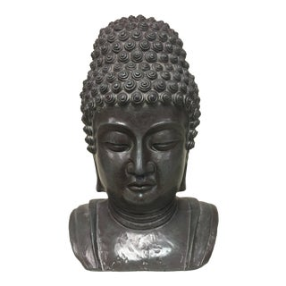 Fitz & Floyd Zen Buddha Head For Sale
