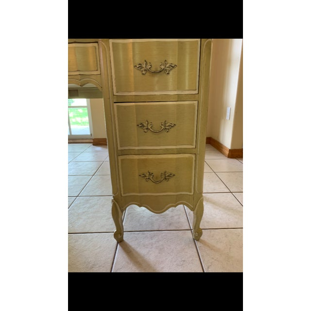 French Henry Link French Provincial Vanity Desk For Sale - Image 3 of 5