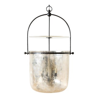 Levi Smoke Bell Lantern Large For Sale