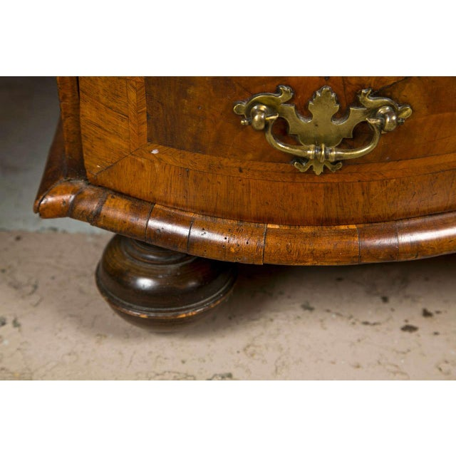 Ivory and Fruitwood Marquetry Inlaid Commode - Image 5 of 10
