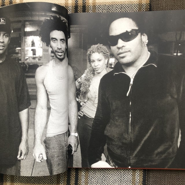 Mid-Century Modern Lenny Kravitz by Mark Seliger Hardcover Book For Sale - Image 3 of 7