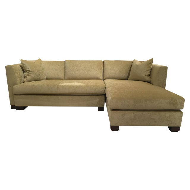 Baker Hudson Sectional - Image 1 of 9