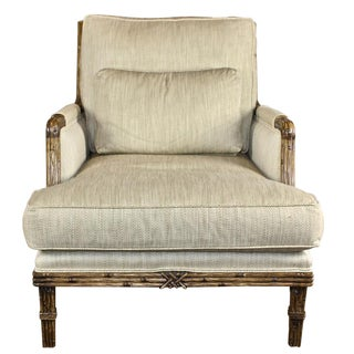 Century Furniture Armchair For Sale