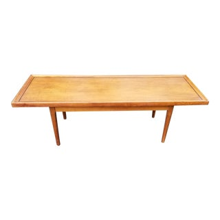 1950s Kip Stewart for Drexel Coffee Table For Sale