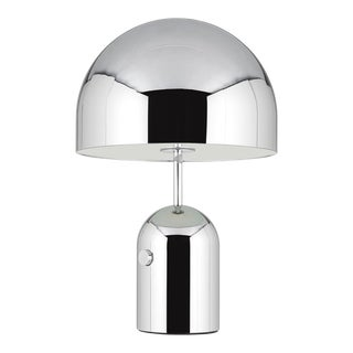 Tom Dixon Bell Table Light Chrome Large For Sale