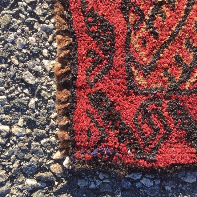 "Baluchi Persian Rug, 2'5"" x 3'7"" - Image 8 of 8"