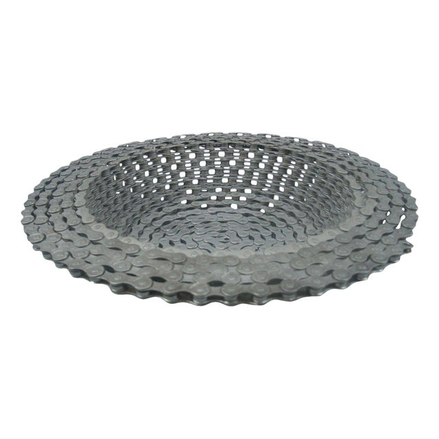 Bicycle Chain Bowl - Image 1 of 3
