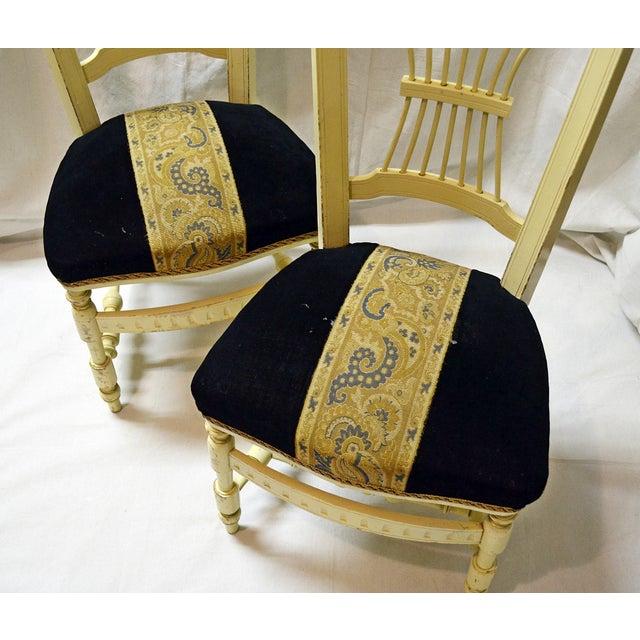Chiavari High Back Chairs - A Pair - Image 6 of 9