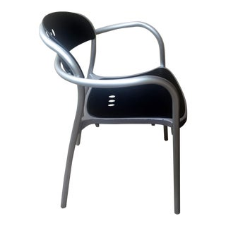 Pamplona Chair by G. Topan and G. Perin for Arper For Sale