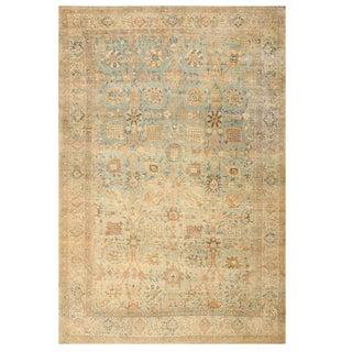 Antique Persian Kerman Rug - 11′6″ × 16′10″ For Sale