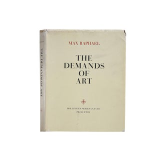 The Demands of Art Book
