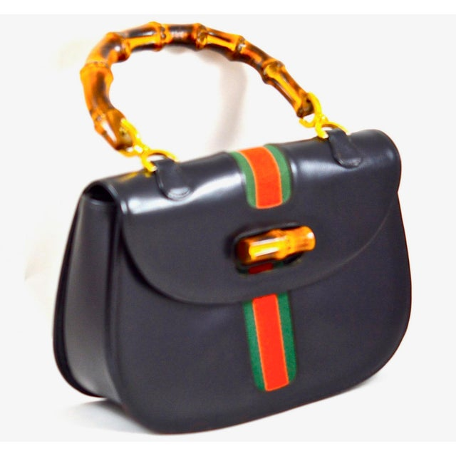 Gucci Private Label Purse Made for Saks Fifth Avenue -- Pics Added For Sale - Image 9 of 12