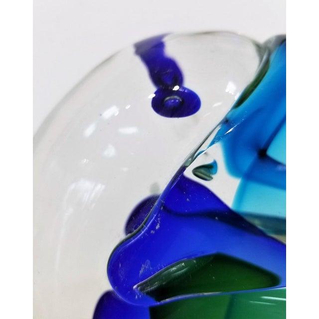 1960s Vintage Antonio Da Ros Murano Glass Toucan For Sale In Miami - Image 6 of 9