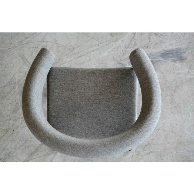 Gray Nanna Ditzel Ring Chair for Getama For Sale - Image 8 of 9
