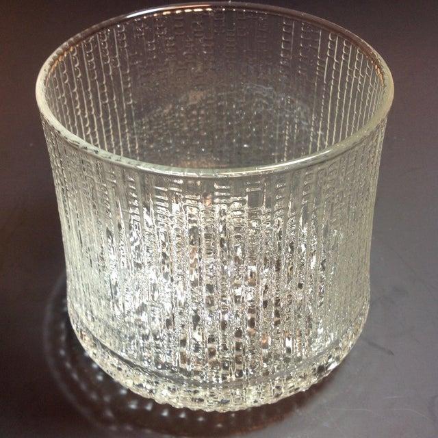 Tapio Wirkkala Vintage Littala Ultima Thule Glass - Image 4 of 5