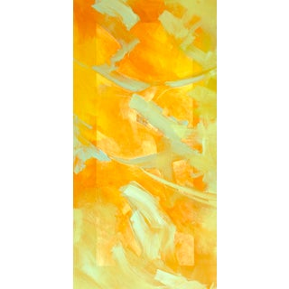 Bennett Strahan Window Series Abstract Painting For Sale