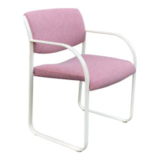 1980s Steelcase Armchair For Sale