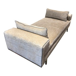 Swaim Contemporary Chaise / Daybed For Sale