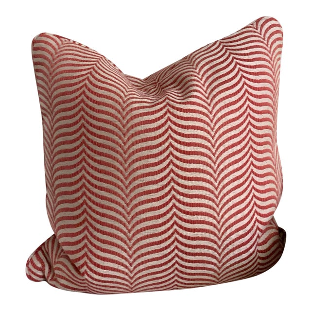 Highland Court Chevron Custom Pillow For Sale