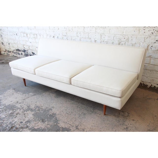 Luxury Paul McCobb Mid-Century Modern Planner Group Armless Sofa ...