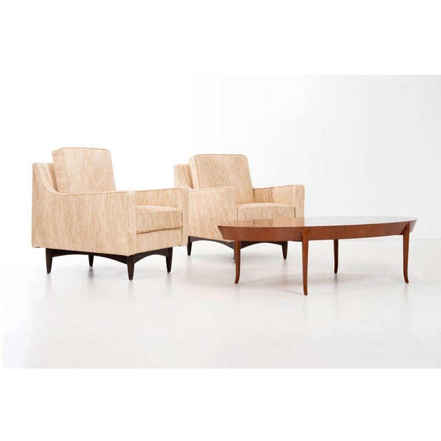 Pair of Woven Lounge Chairs For Sale - Image 9 of 14