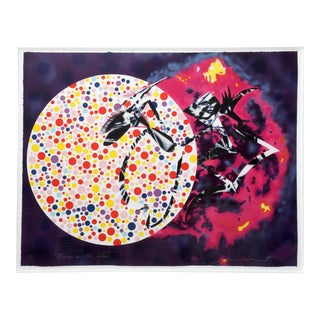 Woman in the Sun Lithograph - James Rosenquist For Sale