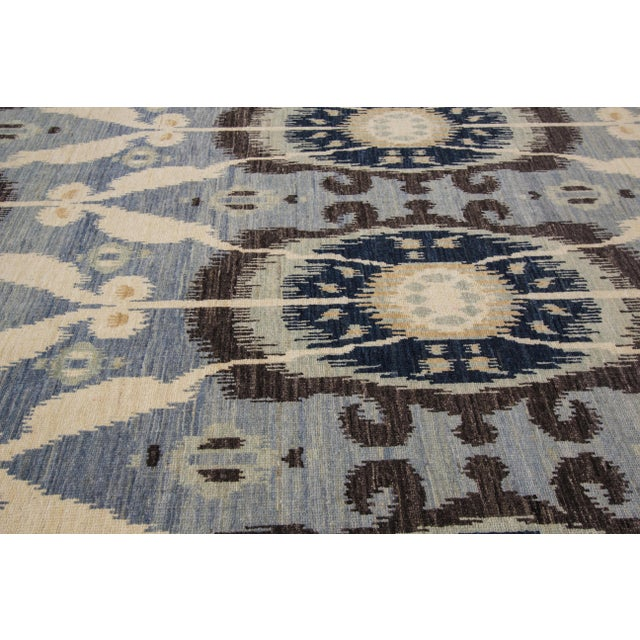 "Apadana Modern Transitional Rug - 10'7"" X 13'1"" - Image 3 of 7"