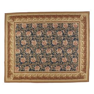 "Leon Banilivi Needle Point Carpet -- 8'2"" x 9'10"" For Sale"