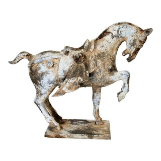 Cast Iron Statue of Tang Horse
