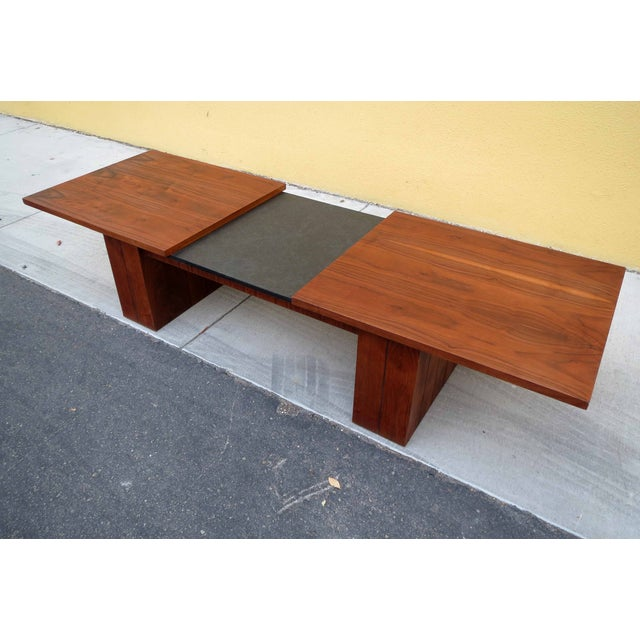 Mid-Century Expanding Coffee Table - Image 4 of 5
