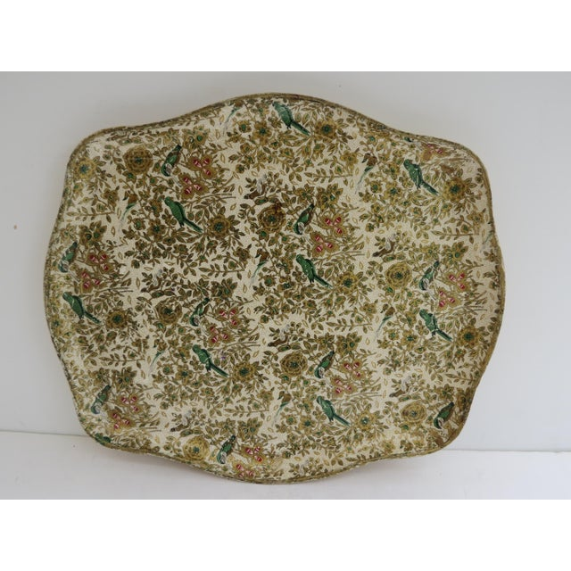 Japanese Paper Mache Trays - Set of 3 - Image 3 of 7