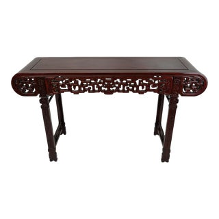 Chinese Two Sided Altar Table For Sale
