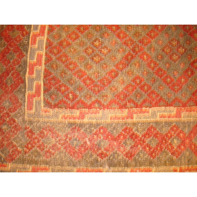 "Baluchestan Runner - 8'8"" x 1'11"" For Sale - Image 4 of 4"