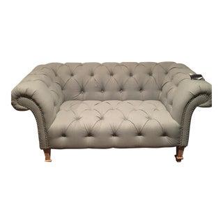 Nicole Miller Upholstered Sofa For Sale