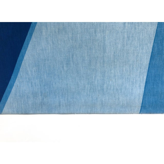 Textile Mid-Century Verner Panton for Mira X Stretched Fabric Wall Hanging For Sale - Image 7 of 12