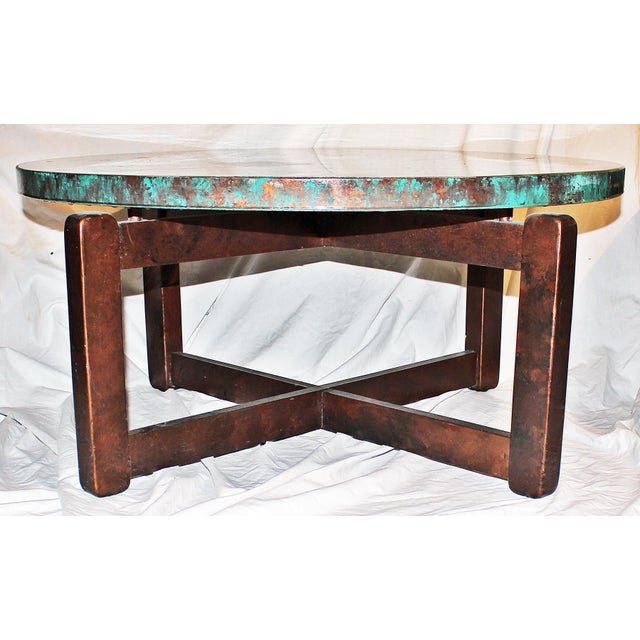 1970s 1980s Robert Cohen Faux Finished End Tables (2 Available) For Sale - Image 5 of 8