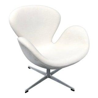 1960s Vintage Arne Jacobsen Fritz Hansen Swan Chair For Sale