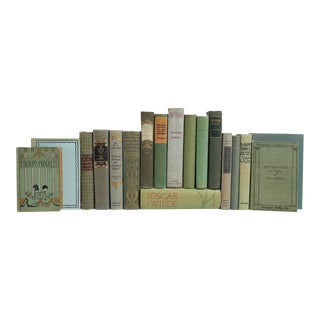 Vintage World Classics In Spanish Moss - Set of 18