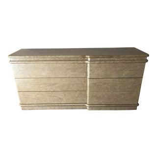 1990s Vintage Lane Furniture Co. 6-Drawer Dresser For Sale
