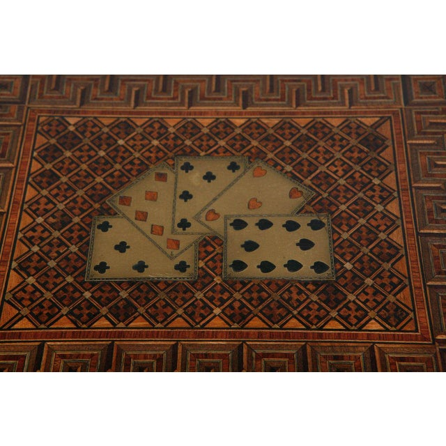 Metal 19th Century English Game Box For Sale - Image 7 of 11