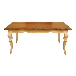 Century Country French Dining Room Table
