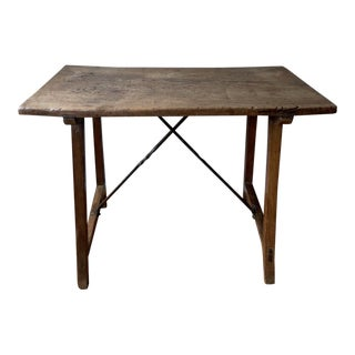 Antique Writing Table For Sale