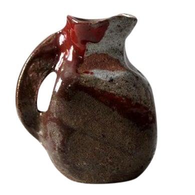Mid-Century Studio Pottery Pitcher - Image 1 of 7
