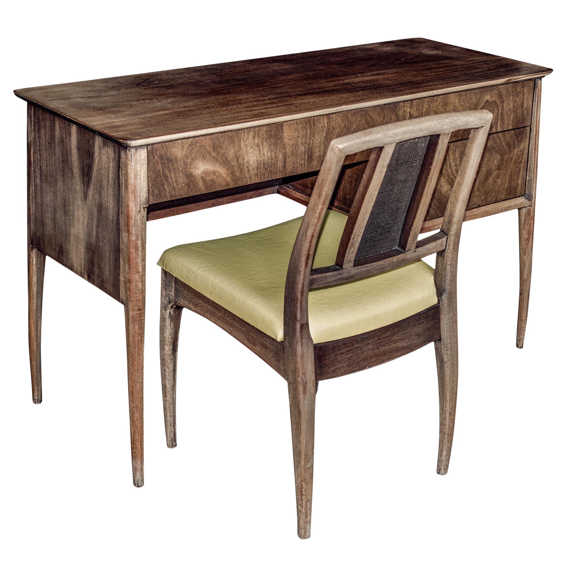 Charmant John Stuart Inc. Raymond Sabota Writing Desk U0026 Chair For Sale